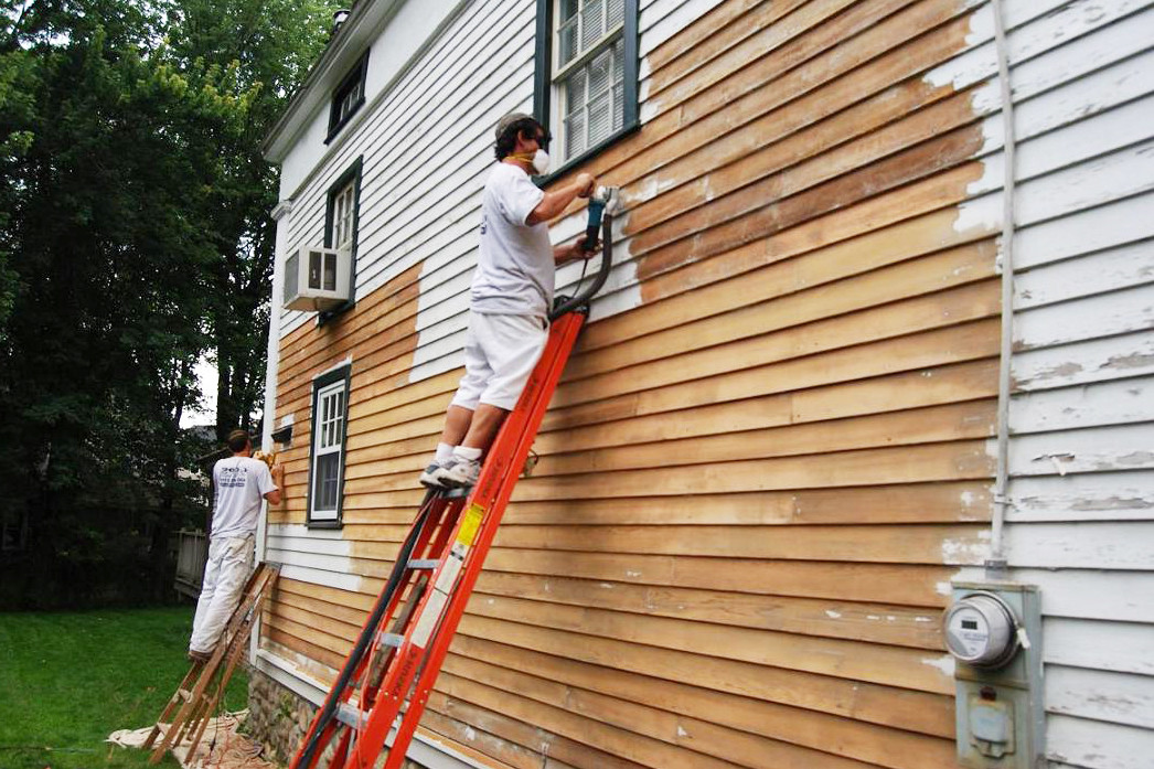 Tips about how to Hire an Exterior Painting Company