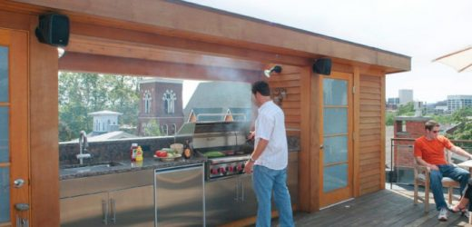 Best Kitchen Suggestions for Inside or Outside Kitchens